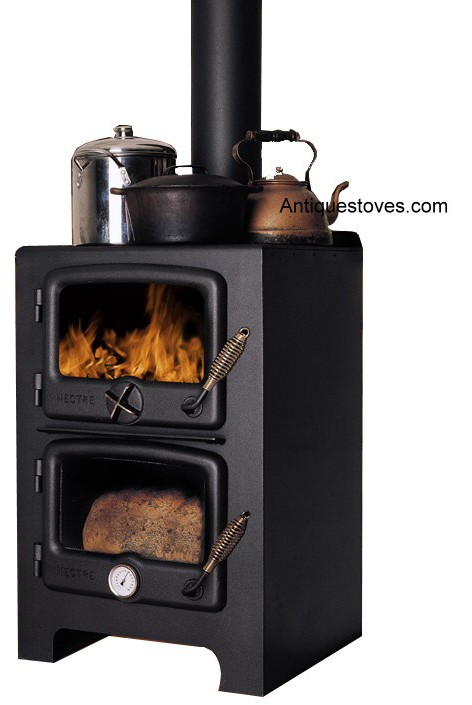 Bakers Oven, Wood Cooking and Heating Stove - Wood Cook Stoves, Heating Stoves Antique And New