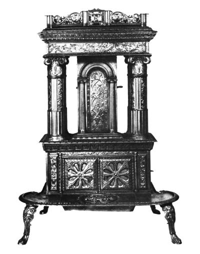 Parlor Stove Pipe